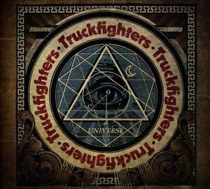 Truckfighters ‎– Universe - CD 2014 ss