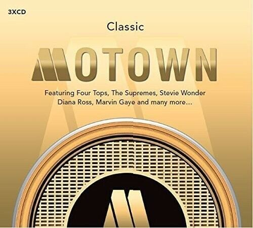Various Artists - Classic Motown / Various [new Cd] Uk - Import