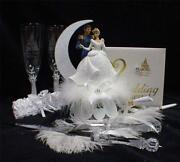 Cinderella Wedding Cake Topper