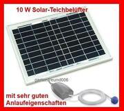 Solar Luftpumpe
