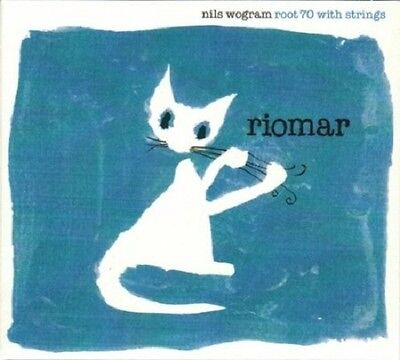 NILS WOGRAM - RIOMAR  VINYL LP NEU