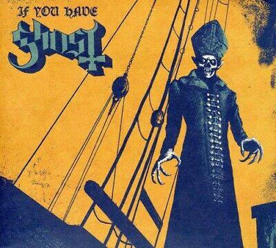If You Have Ghosts [EP] [Digipak] by Ghost B.C. (CD, Nov-2013, Republic) *NEW*