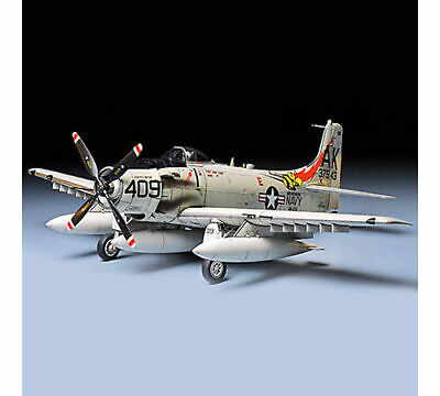 Tamiya America Inc 1/48 A1H Skyraider USN