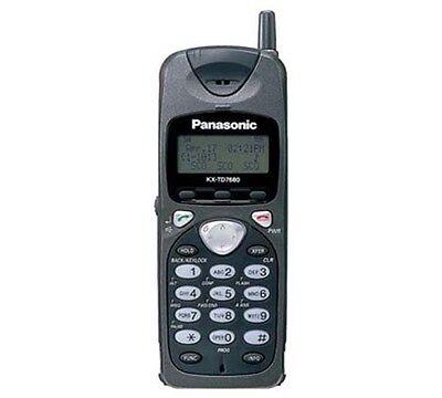 Panasonic Kx-td7680 2.4ghz Wireless Phone
