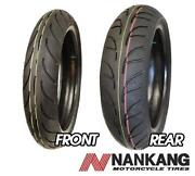 Motorcycle Tire Set