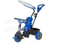 Little Tikes 4-in-1 Trike - Blue A
