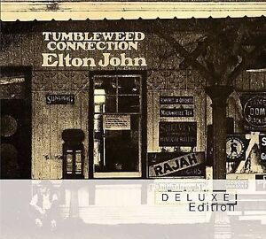 Elton John Tumbleweed Connection Deluxe Edition 2 x CD