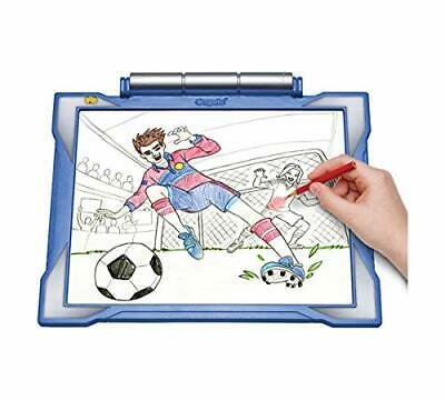 Light Up LED Coloring Board & Tracing Pad Art Kit Best for Kids Age 6 & (Best Light Pad For Tracing)