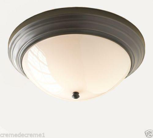 Pottery Barn Flushmount Chandeliers Amp Ceiling Fixtures Ebay