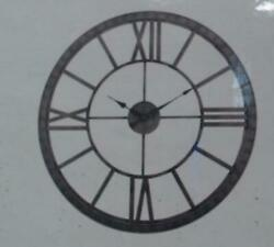 FirsTime & Co. Gold Big Time Clock American Crafted 40 x 2 x 40 $136