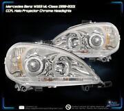 ML320 Headlights