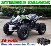 Electric Quad