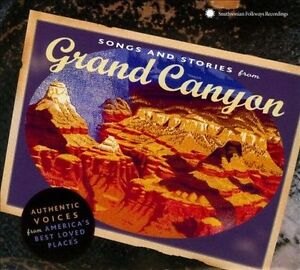 Songs and Stories from the Grand Canyon [Digipak] by Various Artists (CD NEW)