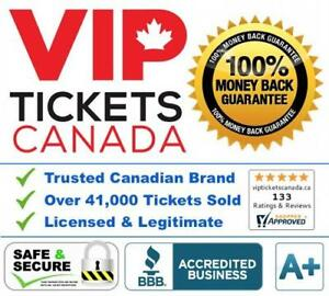 CFL Grey Cup Tickets - Find Out Why 41,000 Other Canadians Have Used Us For Their Special Night Out!