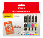Canon Black Ink Refills and Kits for Canon
