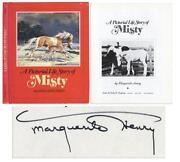 Marguerite Henry Signed