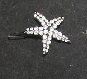 Starfish Barrette