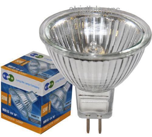 Mr16 Led Light Bulbs 50w: 50W MR16 12V Halogen