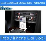 Audi iPod Dock
