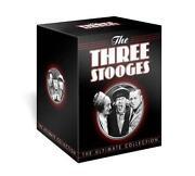 Three Stooges DVD