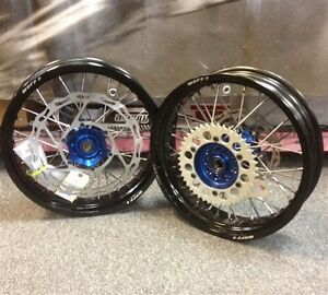 Looking for supermoto rims WR450F