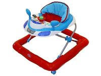 Brand New in the box Bebe Style Baby Car Walker - Red/Blue