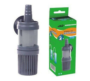 Aquarium marine fish tank co2 carbon dioxide diffuser ebay for Co2 fish tank