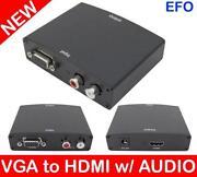 VGA to RCA Converter