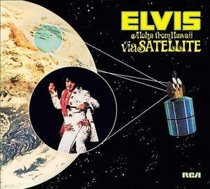 ELVIS PRESLEY Aloha From Hawaii Via Satellite 2CD BRAND NEW Digipak