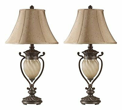 Signature Design by Ashley L531914 Gavivi Table Lamp - Set of 2