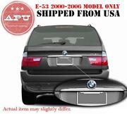 BMW x5 Trunk Cover