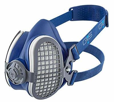 Mehrweg-Halbmaske Elipse,A1-P3 RD, Gr. M/L Lackiermaske Atemschutzmaske Maske