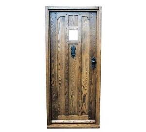 oak external door ebay