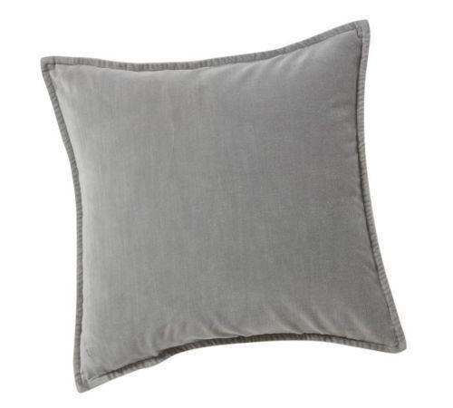 Pottery Barn Velvet Pillow Cover Ebay