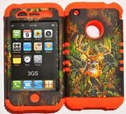 iPhone 3GS Camo Case