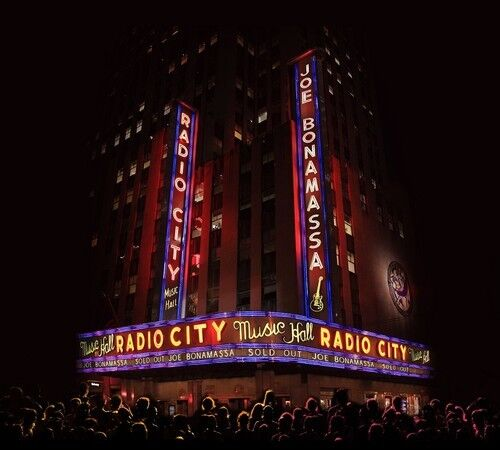 Joe Bonamassa - Live at Radio City Music Hall [New CD] With DVD, O-Card Packagin