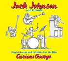 Singalongs and Lullabies for the Film Curious George by Jack Johnson (CD, Feb-2006, Motown)