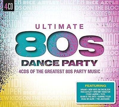 Купить Various Artists - Ultimate 80s Dance Party / Various [New CD] UK - Import