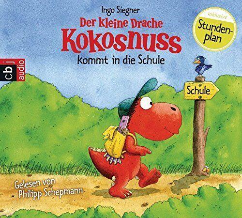 Der kleine Drache Kokosnuss kommt in die Schule Abenteuer Drachen Kokosnuss Band