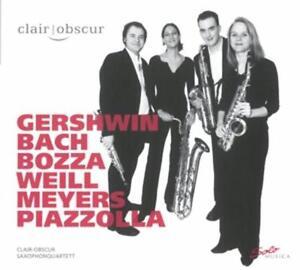 Gershwin/Bach/Bozza/Weill/Meyers/Piazzolla CD NEU