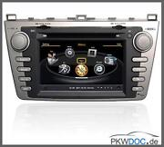Mazda 6 Navigation