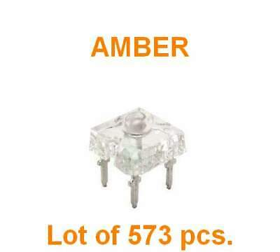 Amber Led Power Pack 7.6 Mm Superflux - 4-pin - And670ha - 573 Pcs.