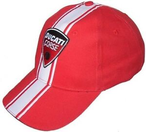 Ducati Cap, new, great Xmas gift for the enthusiast.