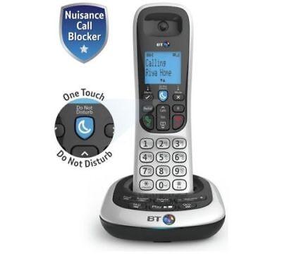BT 2700 SINGLE DIGITAL CORDLESS TELEPHONE WITH ANSWERING MACHINE + CALL BLOCKER