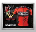 Signed Jersey Cycling Memorabilia
