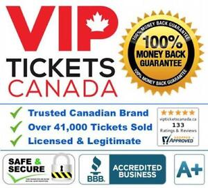 Ed Sheeran Tickets - Find Out Why 41,000 Other Canadians Have Used Us For Their Special Night Out!