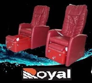 Pedicure Spa Massage Chair - AMAZING NEW HIDDEN SPA  5yr WARRANTY Glen Waverley Monash Area Preview
