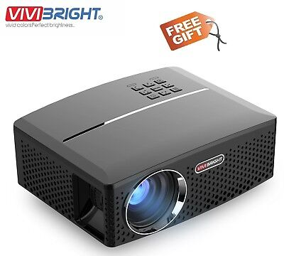 "100% Original Vivibright GP80 LED Projector 1800 Lm HD, 40"" to 135"" Anaglyph 3D  for sale  JAIPUR"