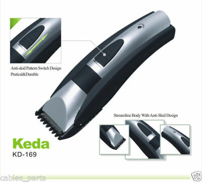 Multifunctional Rechargeable Hair Clipper Cutter Haircut Washable Beard Trimmer Clippers & Trimmers