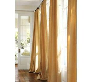 Pottery Barn Drapes Ebay